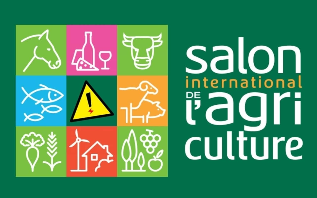 Intervention au salon de l'agriculture 2020