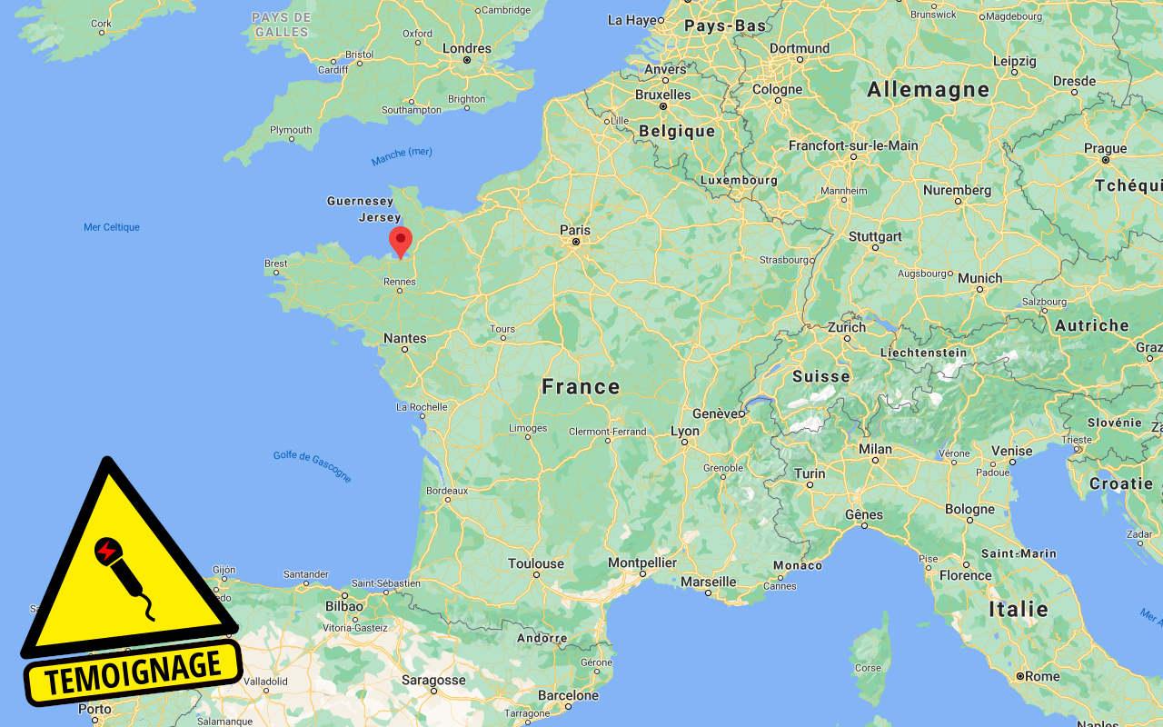Témoignage : Cas de Saint-Broladre (35)