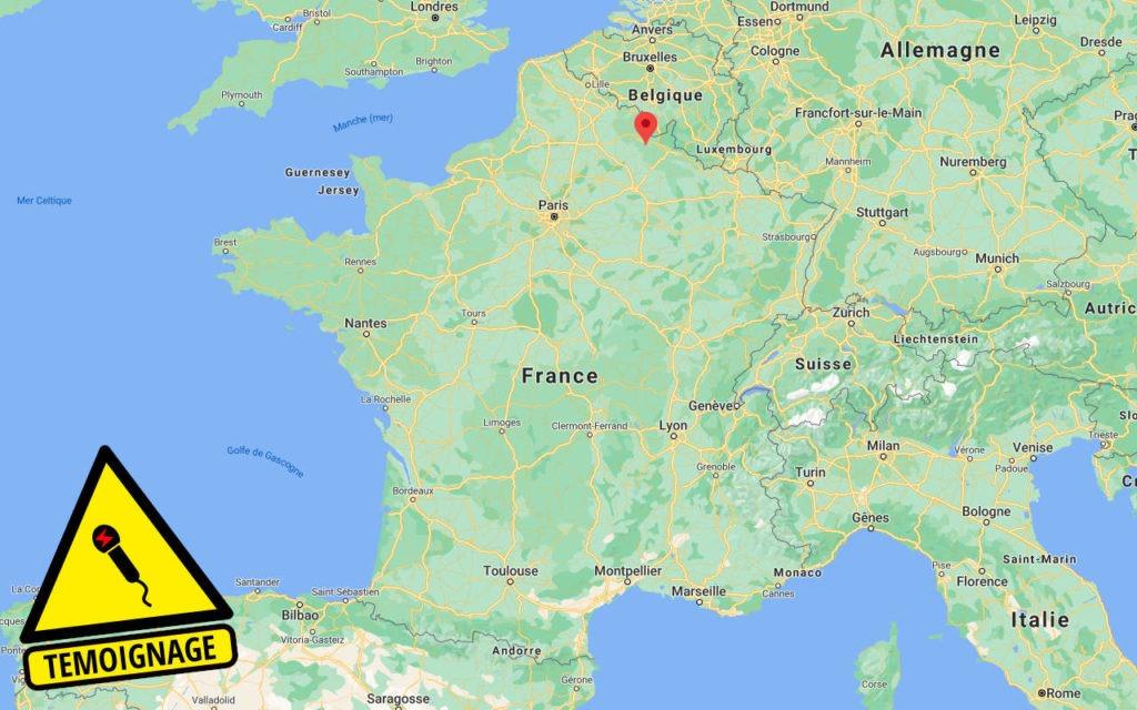 Témoignage : Cas de Bossus-les-Rumigny (08)