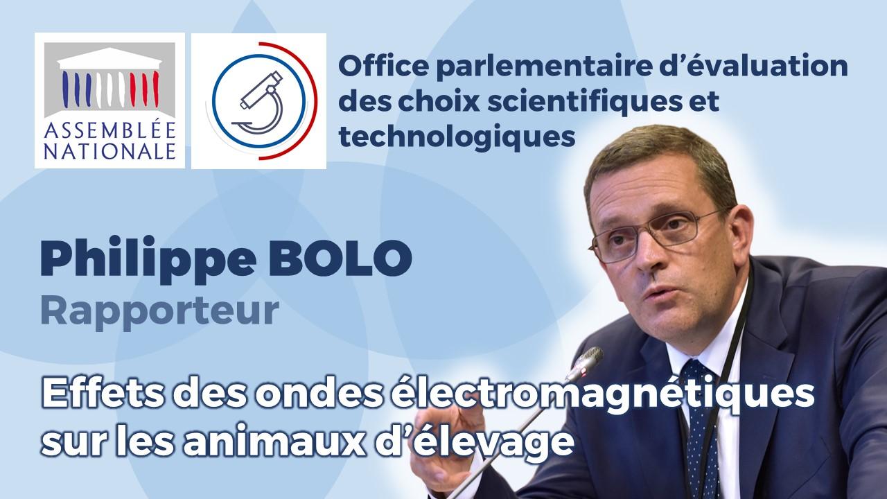Office parlementaire d'évaluation des choix scientifiques et technologiques